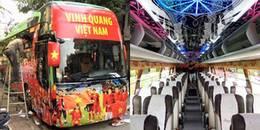 yan.vn - tin sao, ngôi sao - Lộ diện chiếc xe đón U22 Việt Nam và tuyển nữ về nước mừng công