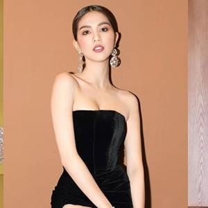 yan.vn - tin sao, ngôi sao - Thời trang sao Việt: Ngọc Trinh - Chi Pu đọ sắc trong cùng khung hình