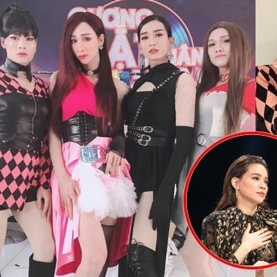yan.vn - tin sao, ngôi sao - BLACKPINK phiên bản 'đô con' khiến dàn giám khảo 'sợ hãi' quên bản gốc
