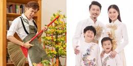yan.vn - tin sao, ngôi sao - Ngô Kiến Huy, Lâm Vỹ Dạ từ chối chạy show Tết để về với gia đình
