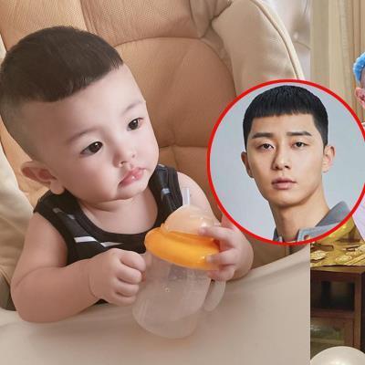 yan.vn - tin sao, ngôi sao - Bảo Thy bật cười vì Trang Pilla cho con trai cắt tóc như Park Seo Joon