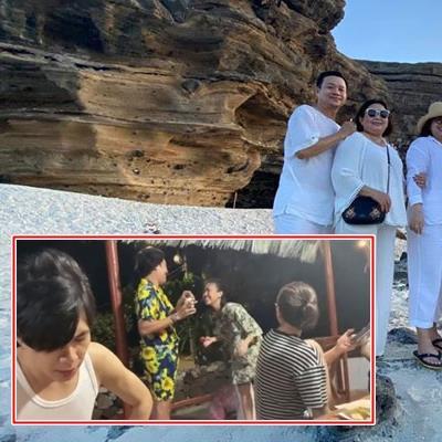 yan.vn - tin sao, ngôi sao - Anh Tú đi du lịch cùng gia đình Diệu Nhi