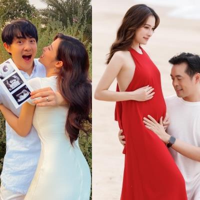 yan.vn - tin sao, ngôi sao - Sao Việt khoe ảnh mang bầu: Người lộ bụng, người đăng hình siêu âm