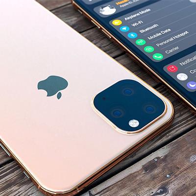 yan.vn - tin sao, ngôi sao - Lộ diện mô hình iPhone 13: Tai thỏ biến mất, trang bị đến 5 camera sau