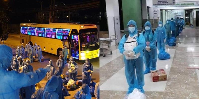 yan.vn - tin sao, ngôi sao - Y, bác sĩ Bệnh viện Đà Nẵng di tản trong đêm để khử trùng toàn bộ