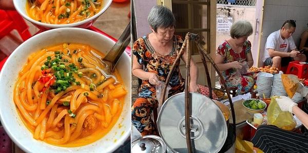 Bánh canh chảnh nhất Sài Gòn: Hết veo trong 1h muốn ăn phải tranh thủ