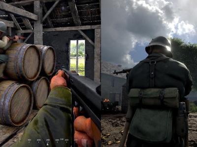 Đã có game bắn súng Thế chiến cho... 100 người cùng chơi rồi!
