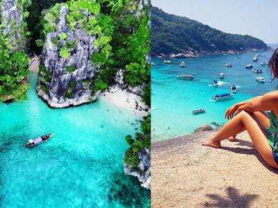 """Ngắm trọn vẻ đẹp lộng lẫy của những bãi biển được check-in """"ầm ầm"""" tại xứ sở Chùa Vàng"""