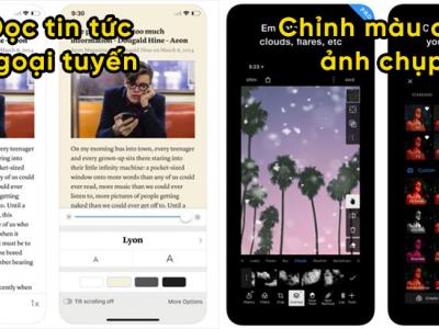 """16 ứng dụng iOS có """"chế độ tối"""" tận dụng màn OLED được Apple đề xuất cho người dùng"""